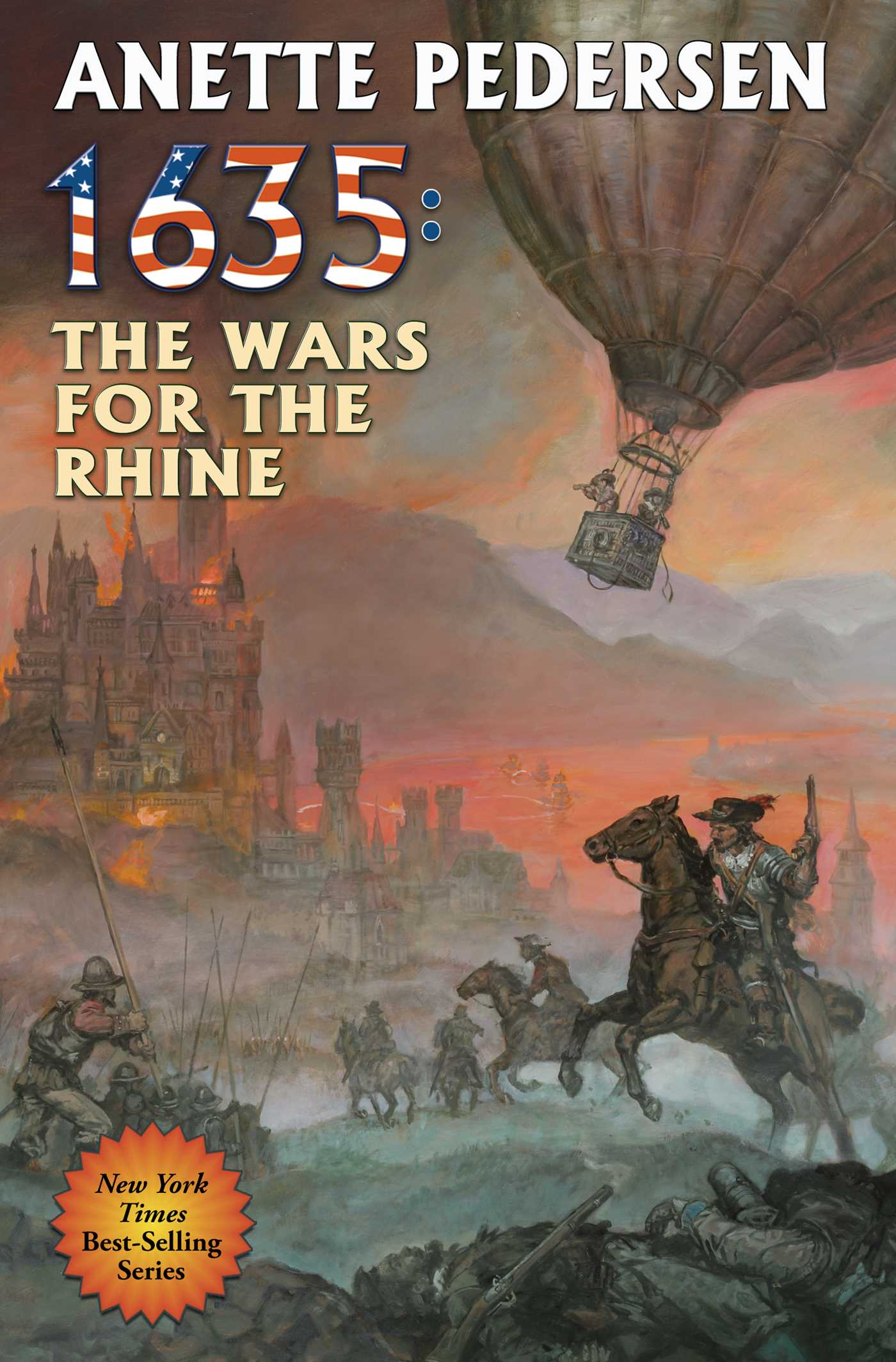 1635 the wars for the rhine 9781476782225 hr