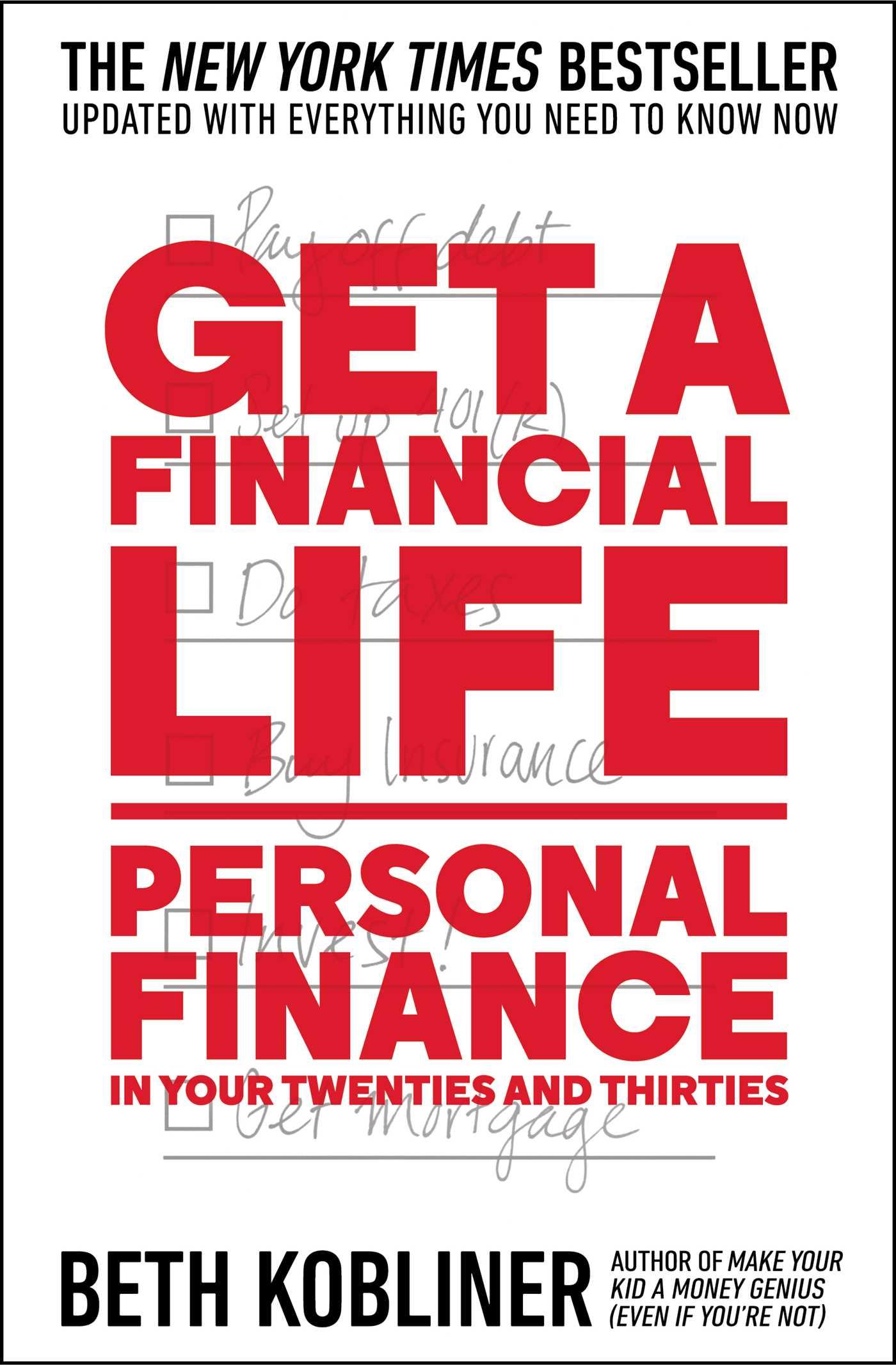 Get a financial life 9781476782386 hr