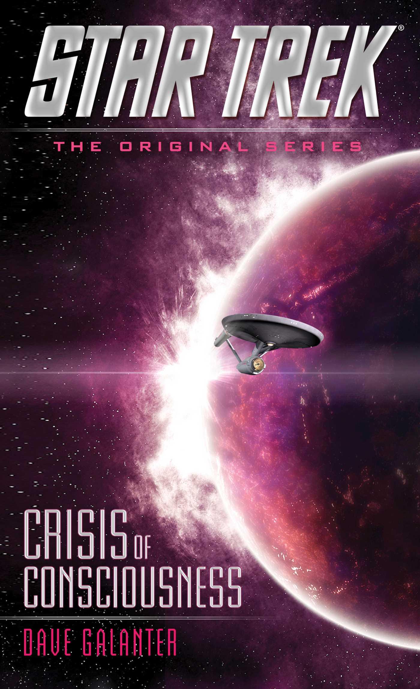 Crisis of consciousness 9781476782607 hr