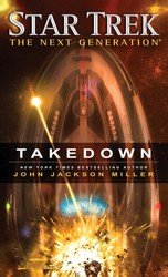 Star trek the next generation takedown 9781476782720