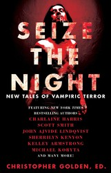 Seize the Night book cover