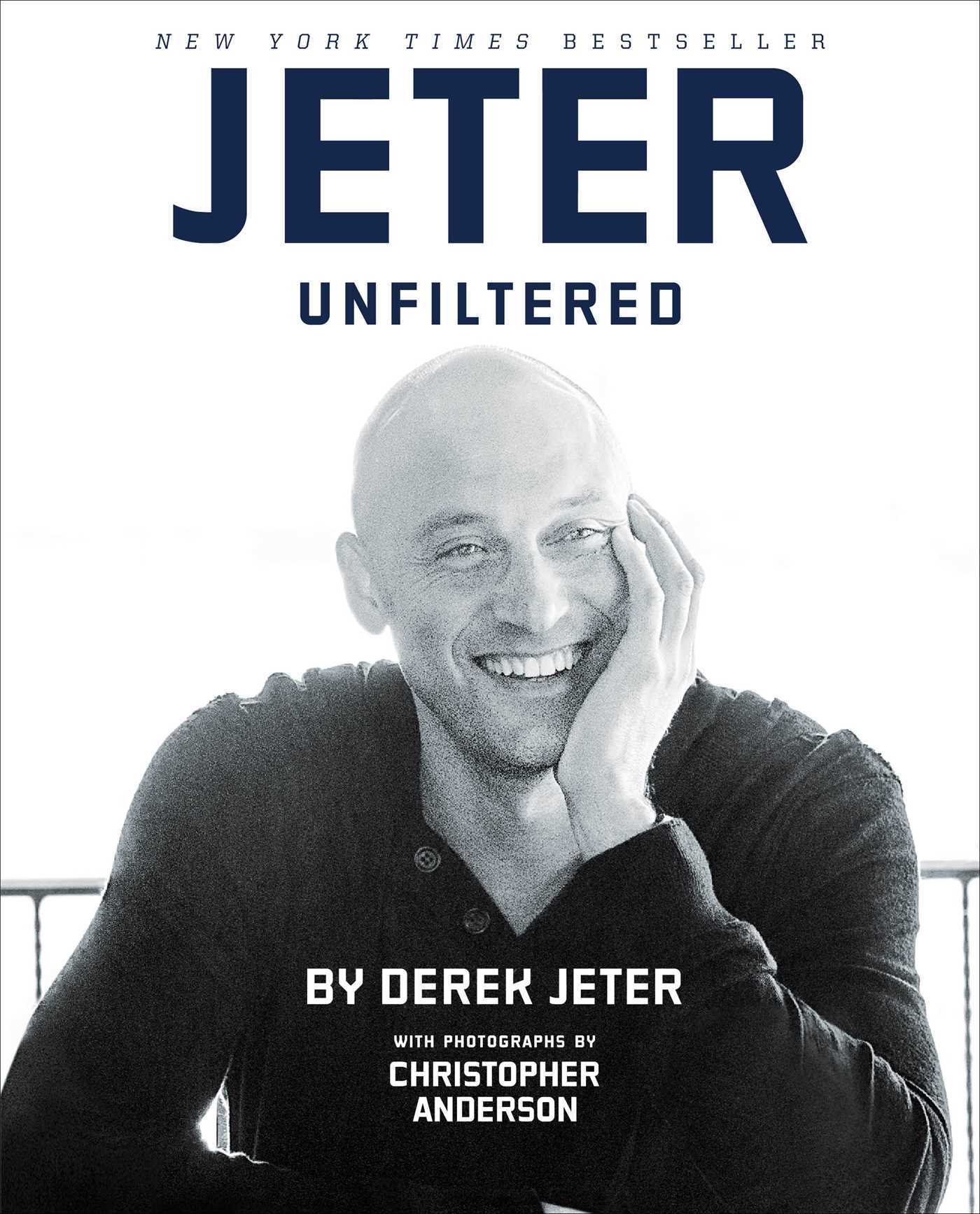 Jeter unfiltered 9781476783666 hr