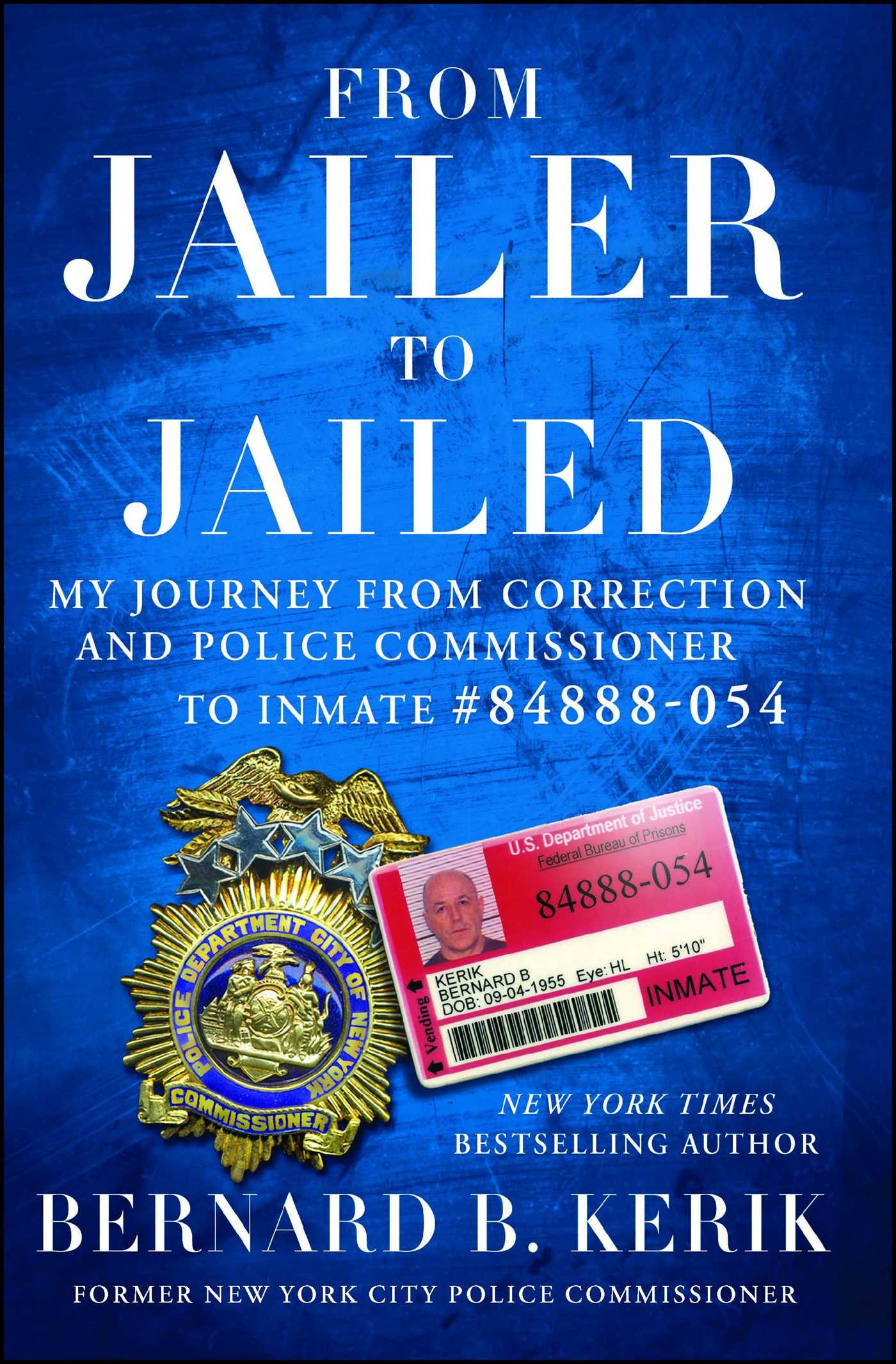From jailer to jailed 9781476783710 hr