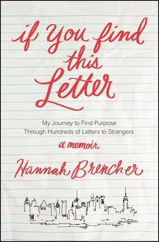 If You Find This Letter | Book by Hannah Brencher | Official