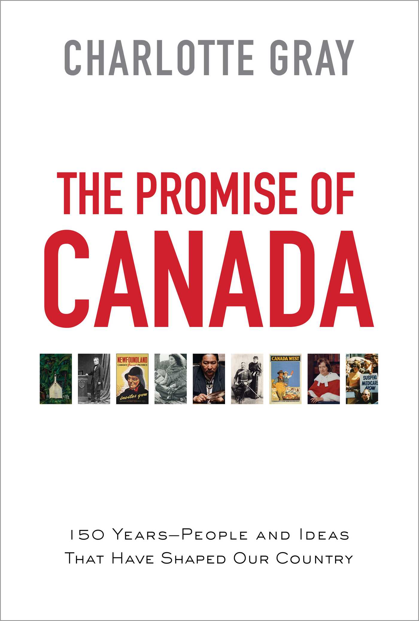 The promise of canada 9781476784670 hr