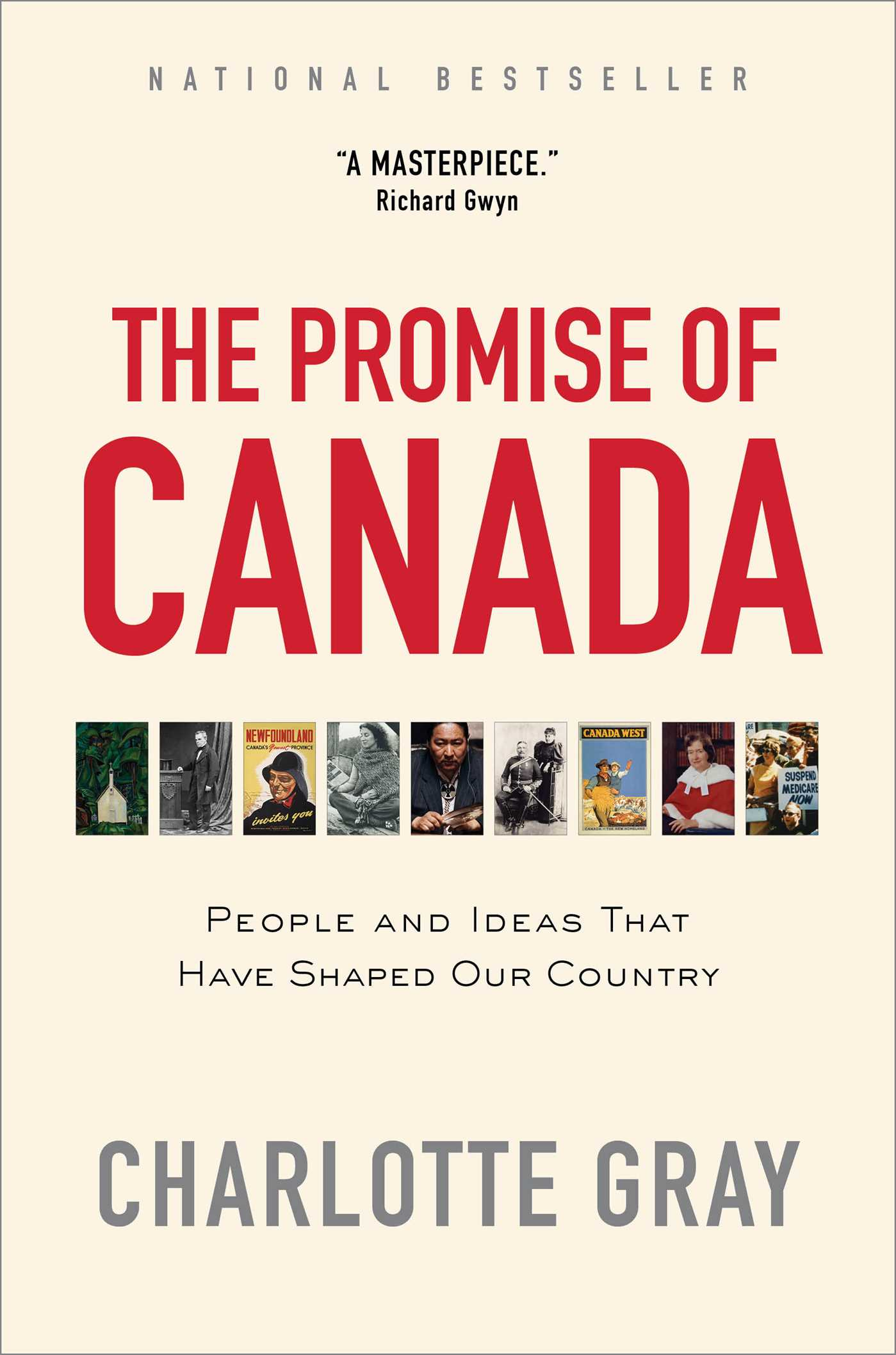 The promise of canada 9781476784694 hr