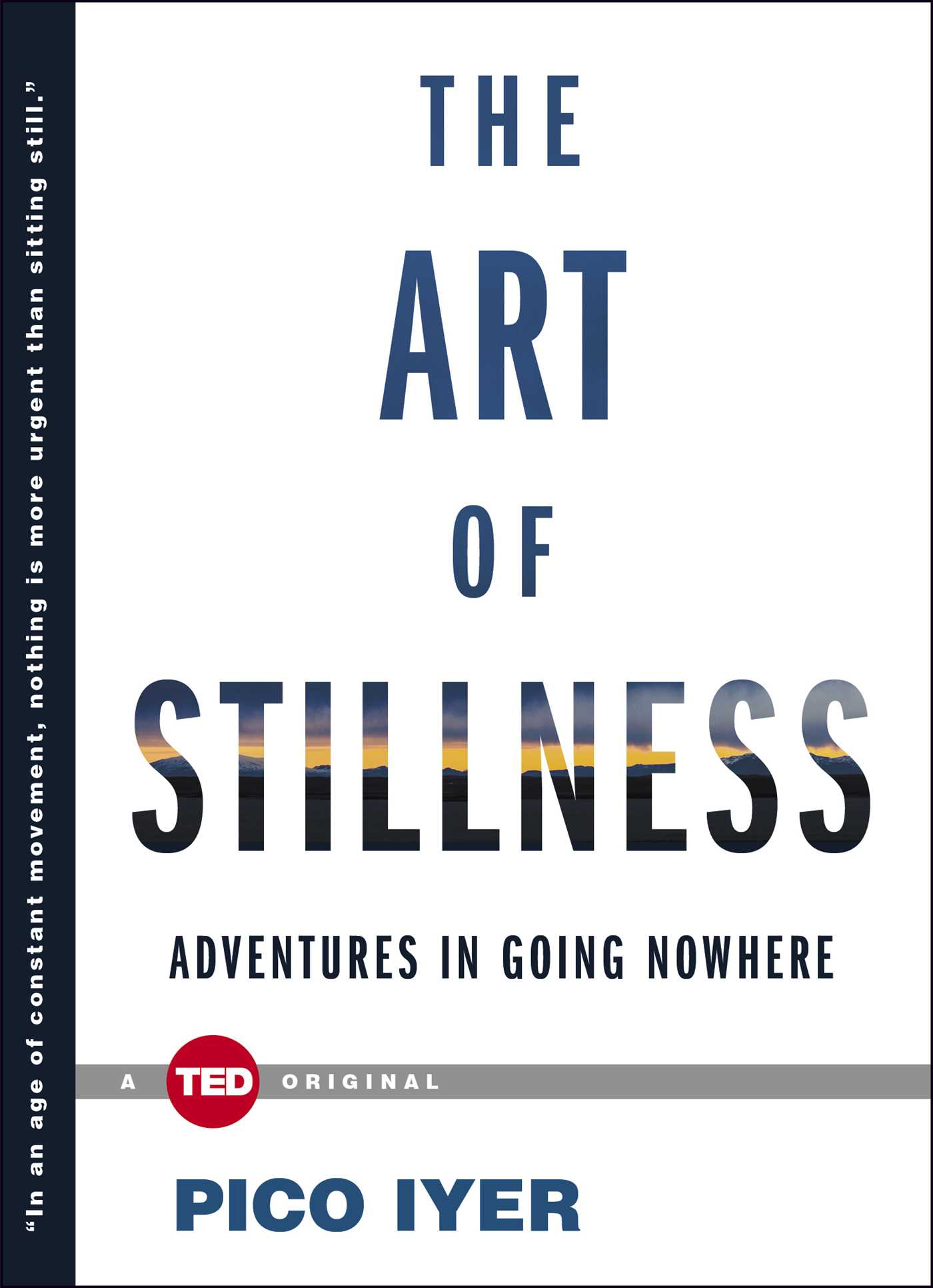 Art of stillness 9781476784724 hr