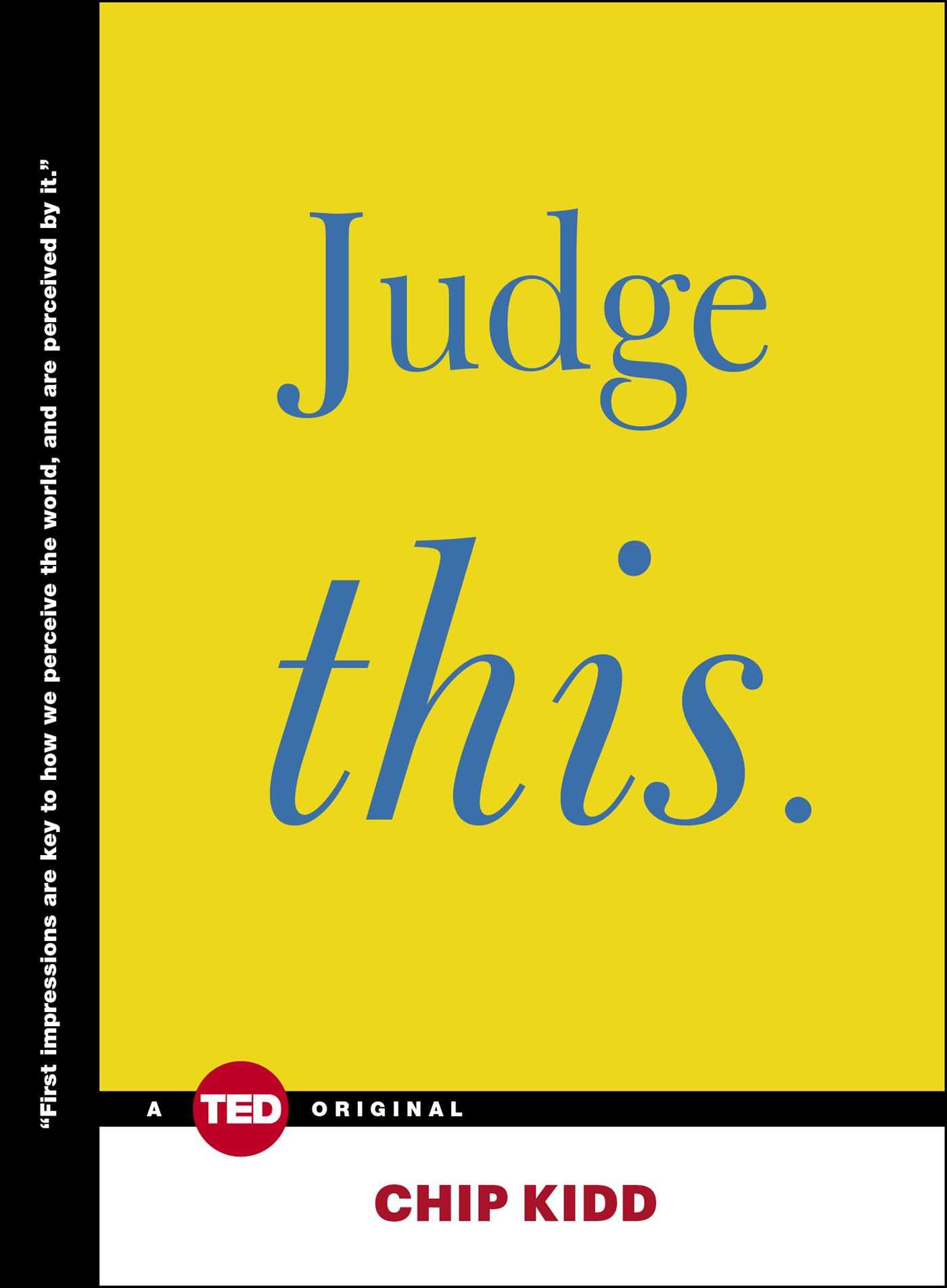Judge this 9781476784786 hr