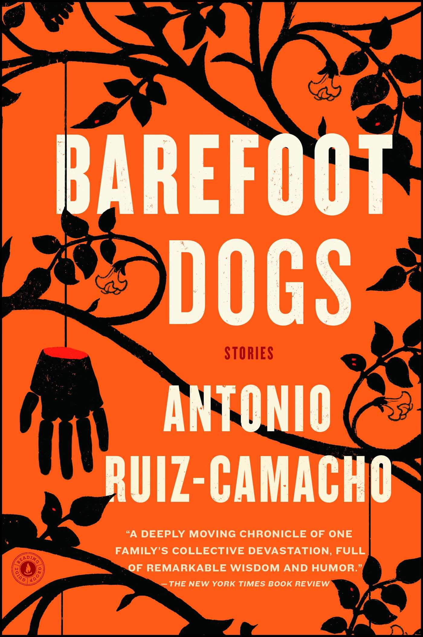 Barefoot dogs 9781476784977 hr