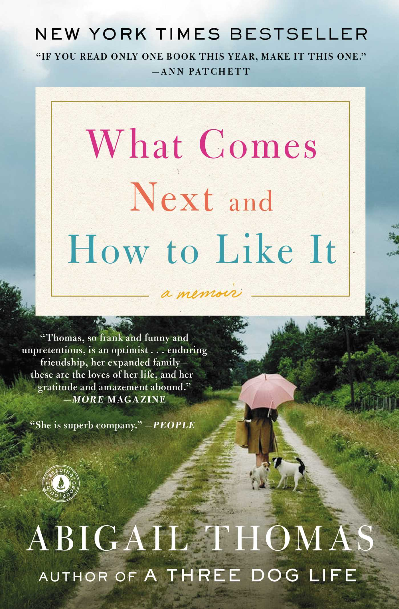 What comes next and how to like it 9781476785066 hr