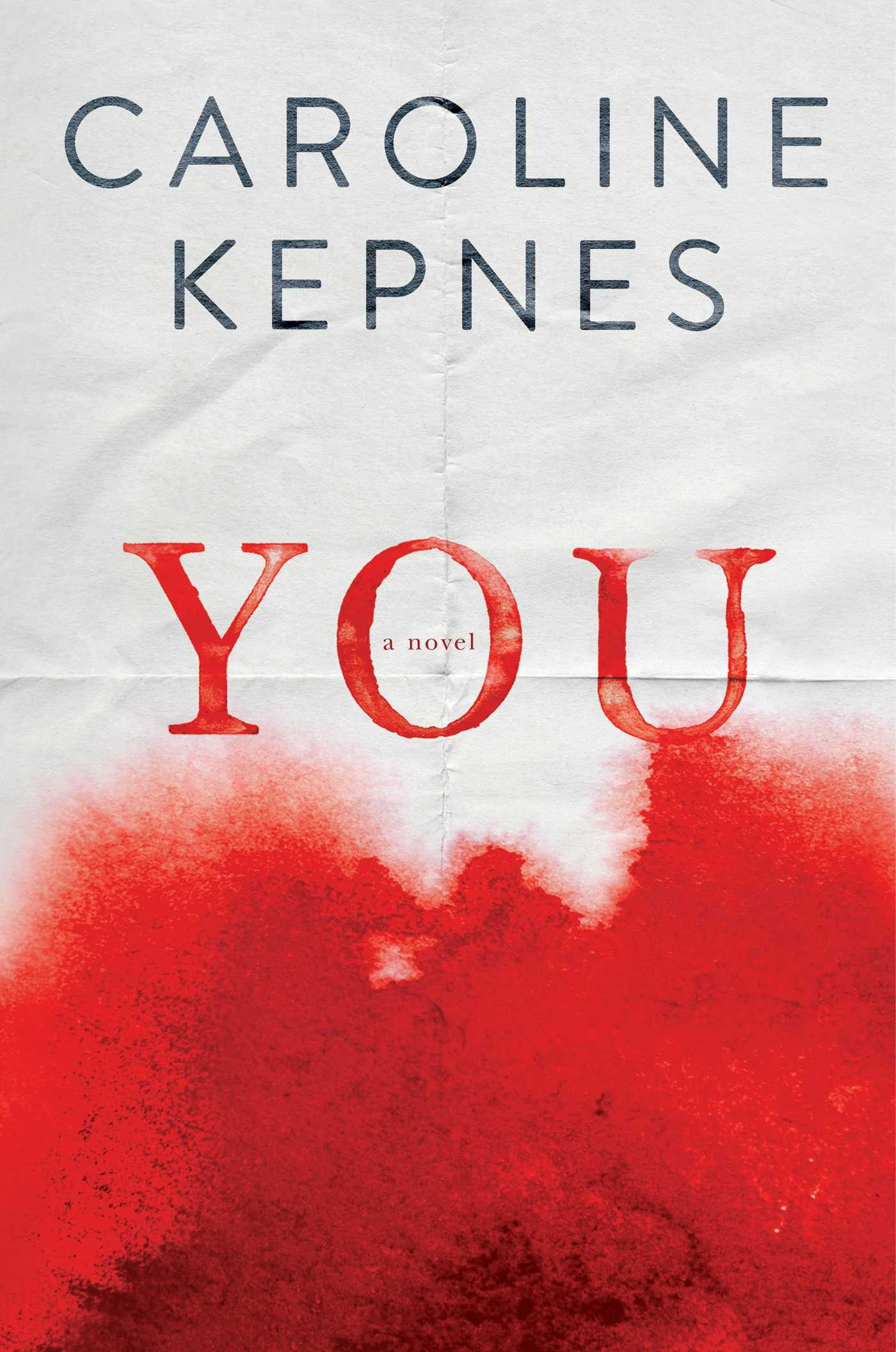 Caroline Kepnes book cover