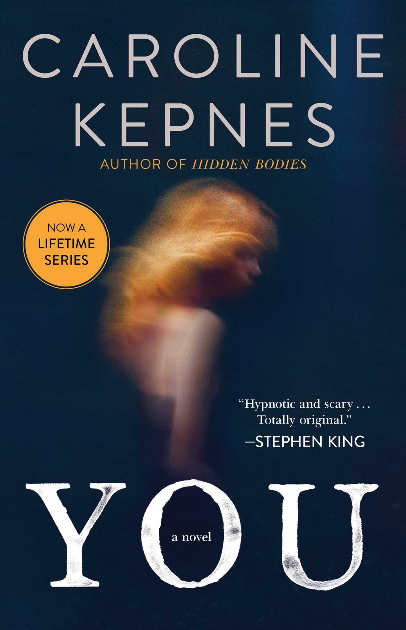 You book by caroline kepnes official publisher page simon you 9781476785608 hr fandeluxe Images