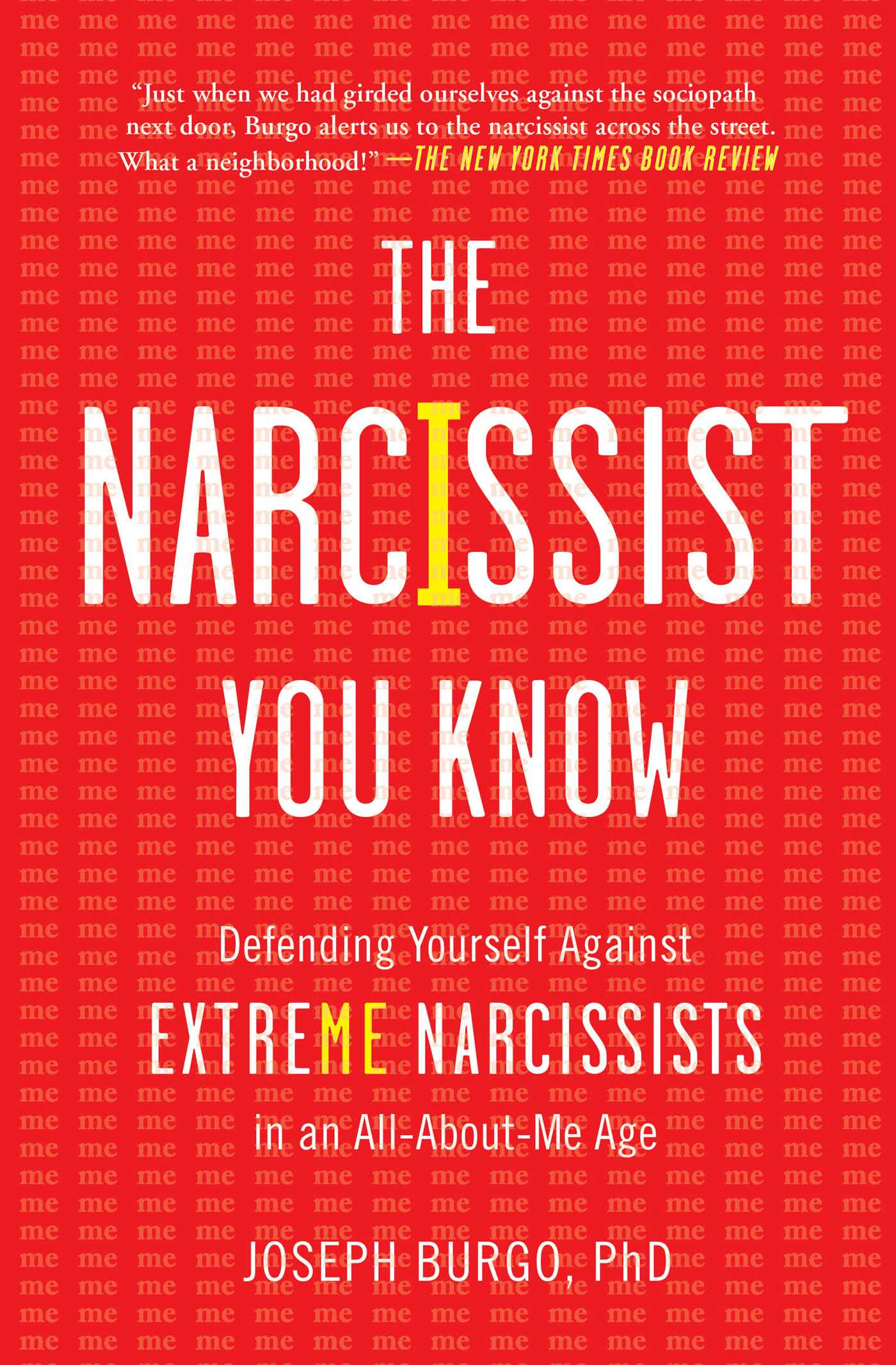 The narcissist you know 9781476785691 hr