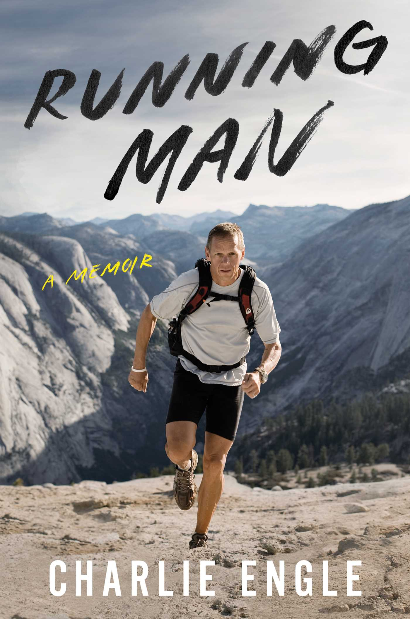 Running Man | Book by Charlie Engle | Official Publisher