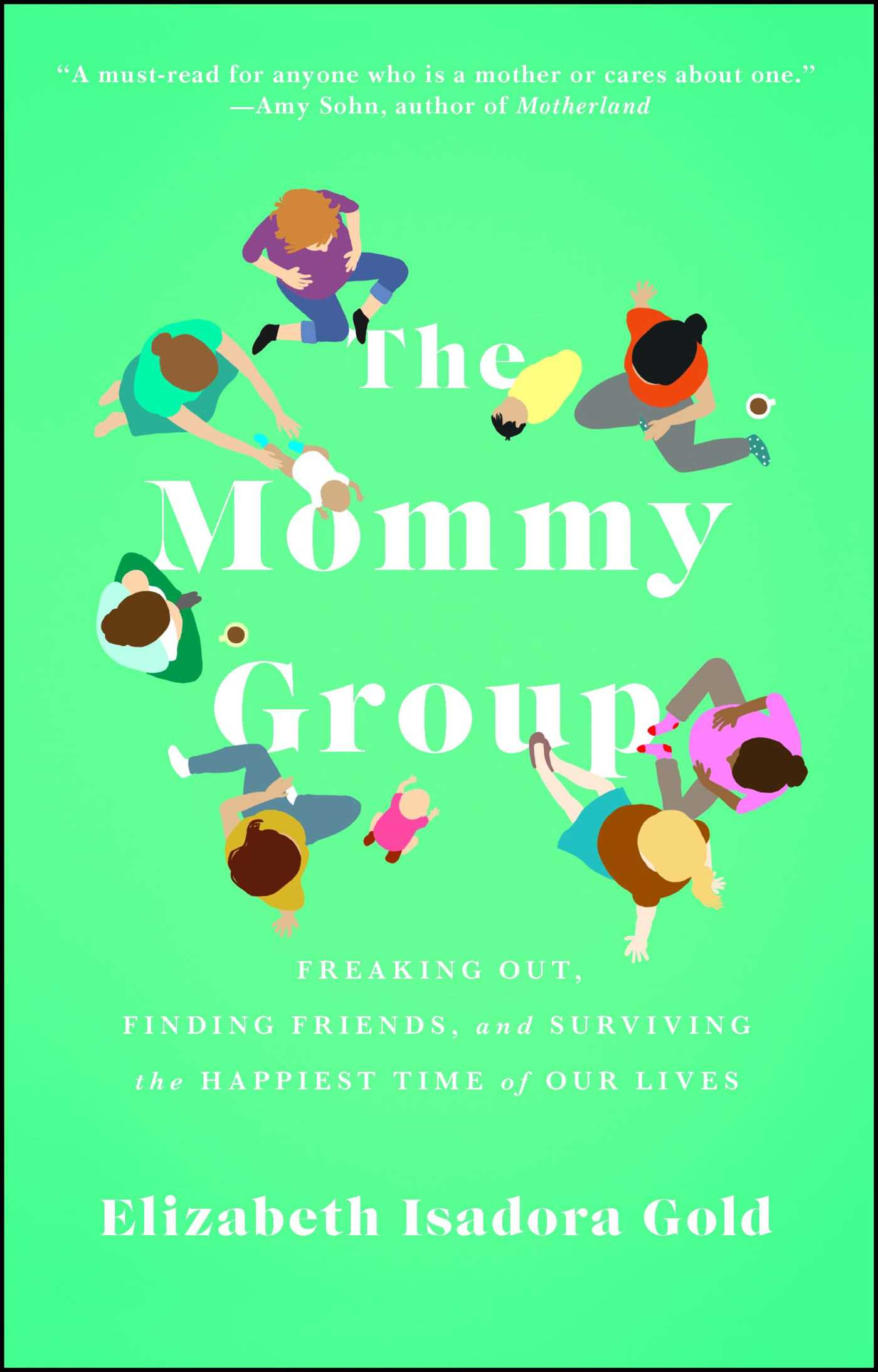 The mommy group 9781476785868 hr