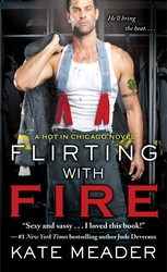 Flirting with Fire book cover