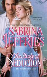 The Study of Seduction book cover