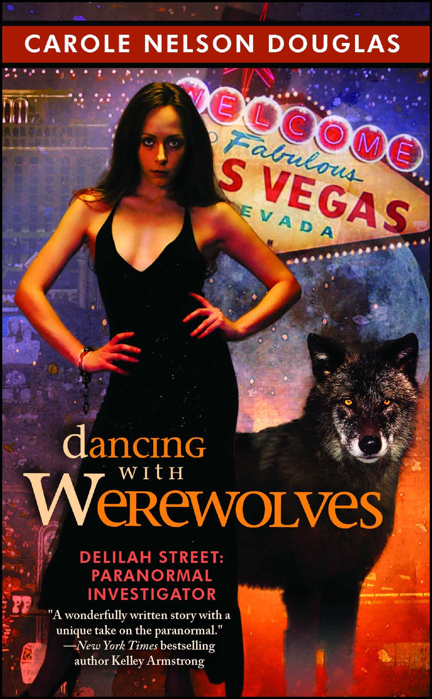 Dancing with werewolves 9781476787343 hr