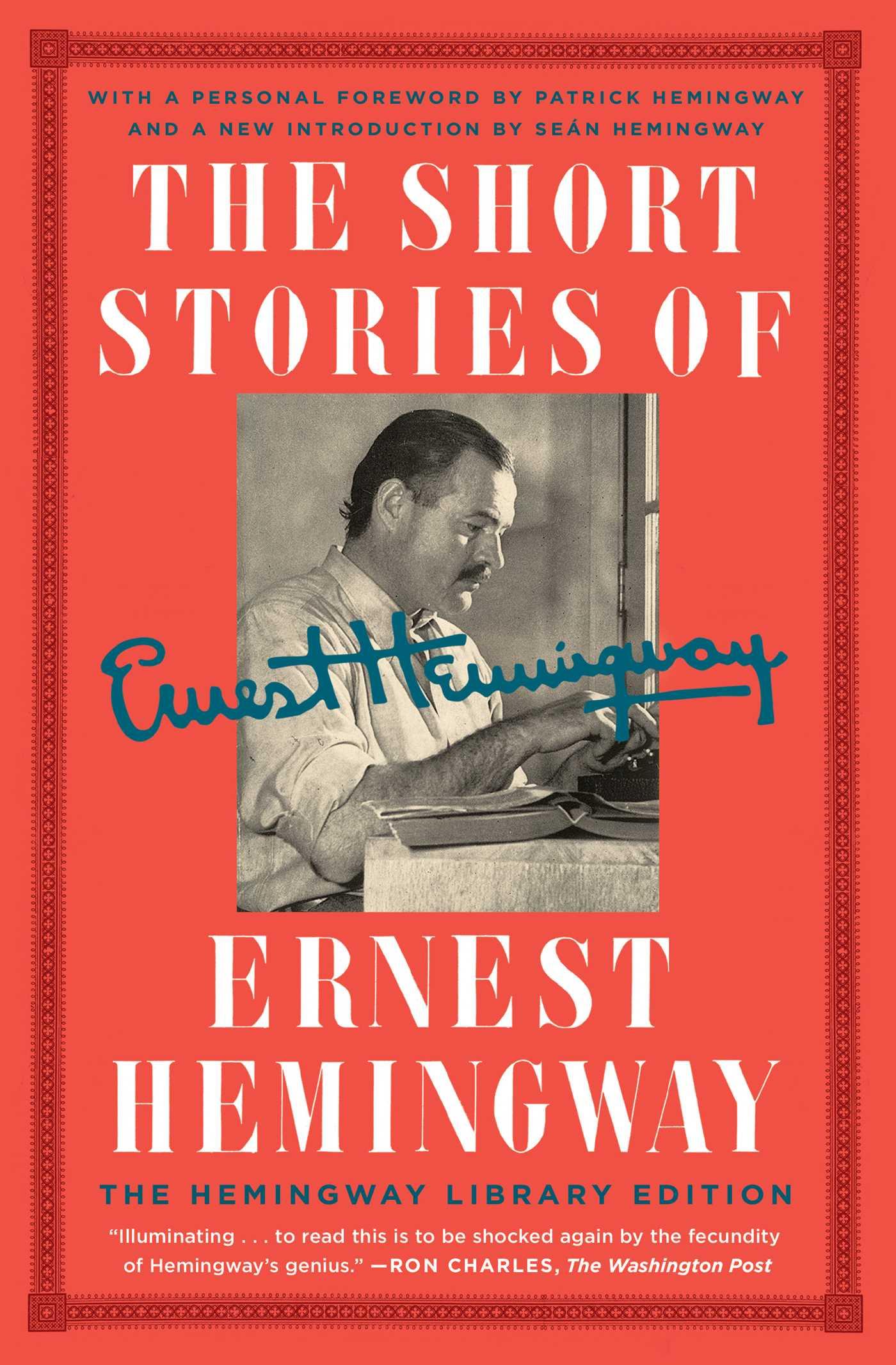 The short stories of ernest hemingway 9781476787671 hr