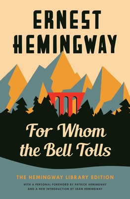 What is the book for whom the bell tolls about