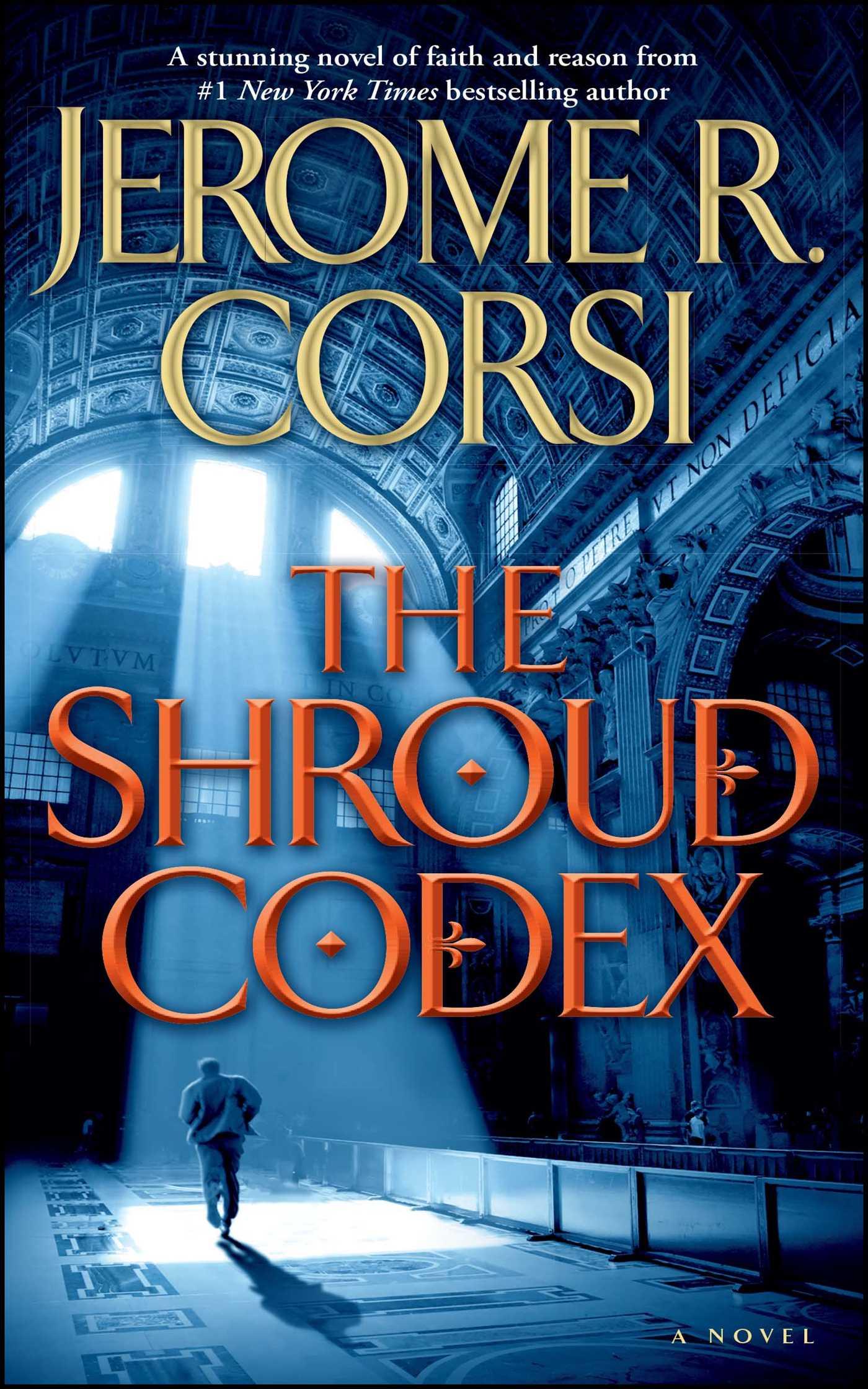 The shroud codex 9781476788296 hr