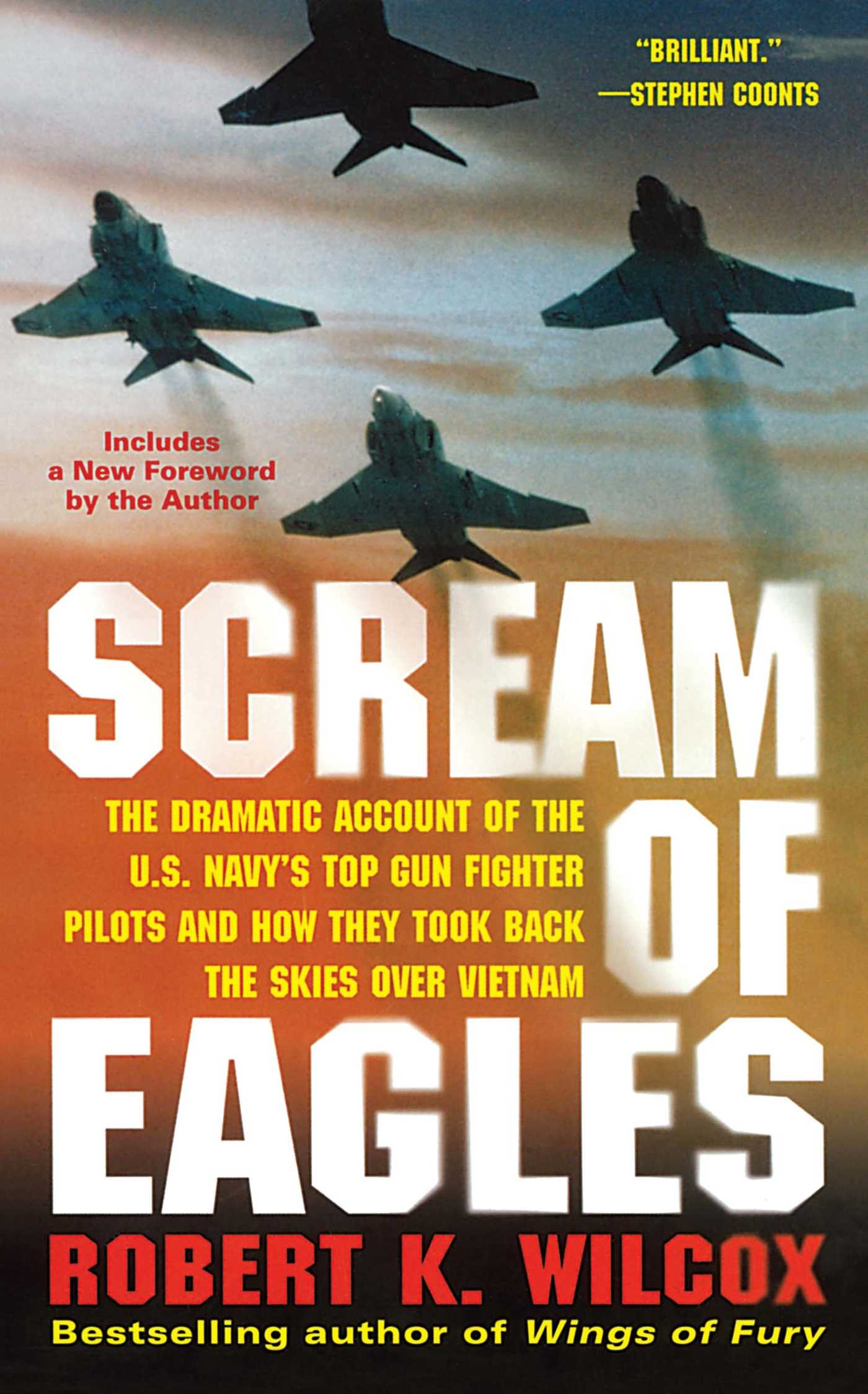 Scream of eagles 9781476788418 hr