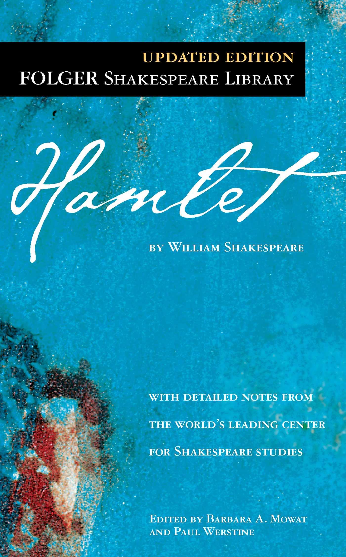 Hamlet 9781476788432 hr