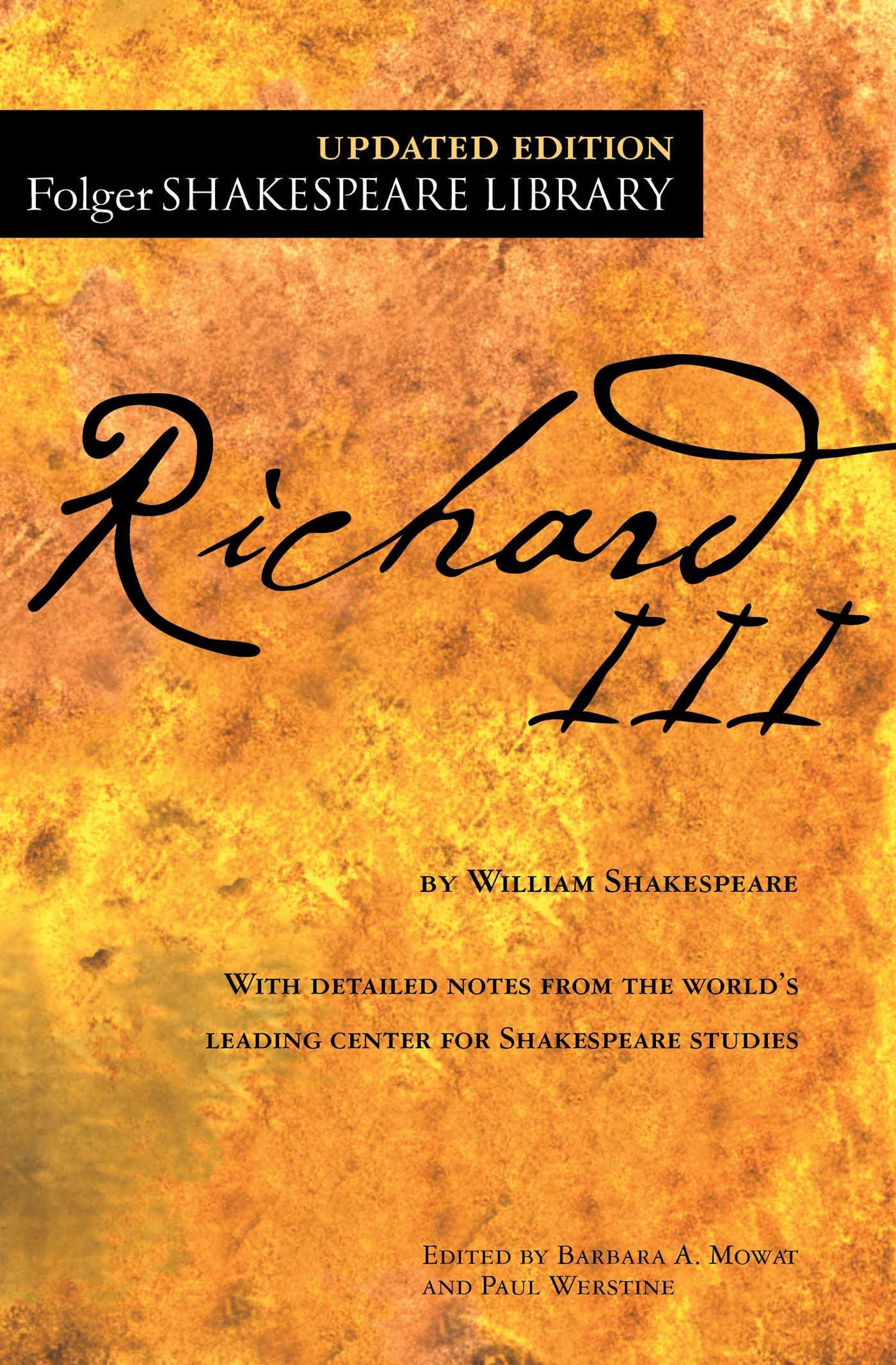 Richard iii 9781476788500 hr