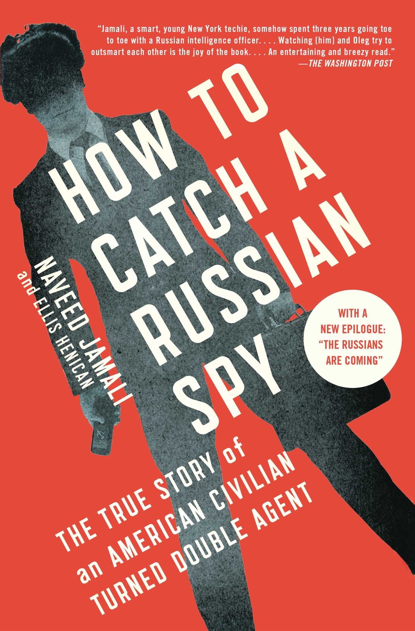 How to catch a russian spy 9781476788838 hr