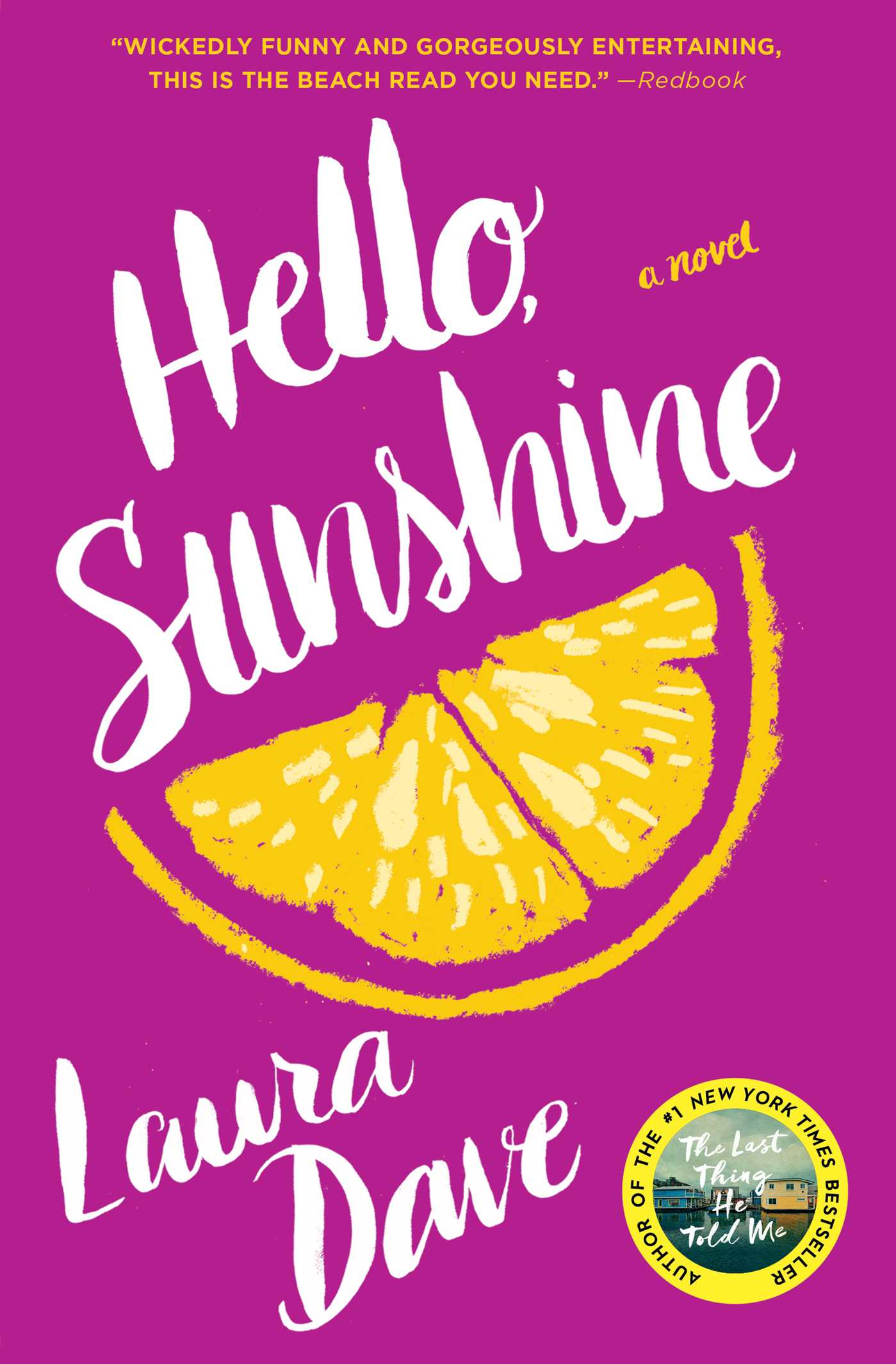 Hello sunshine 9781476789330 hr