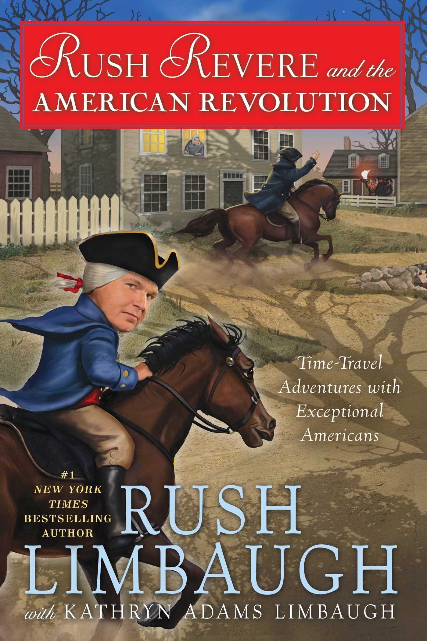 Rush revere and the american revolution 9781476789873 hr