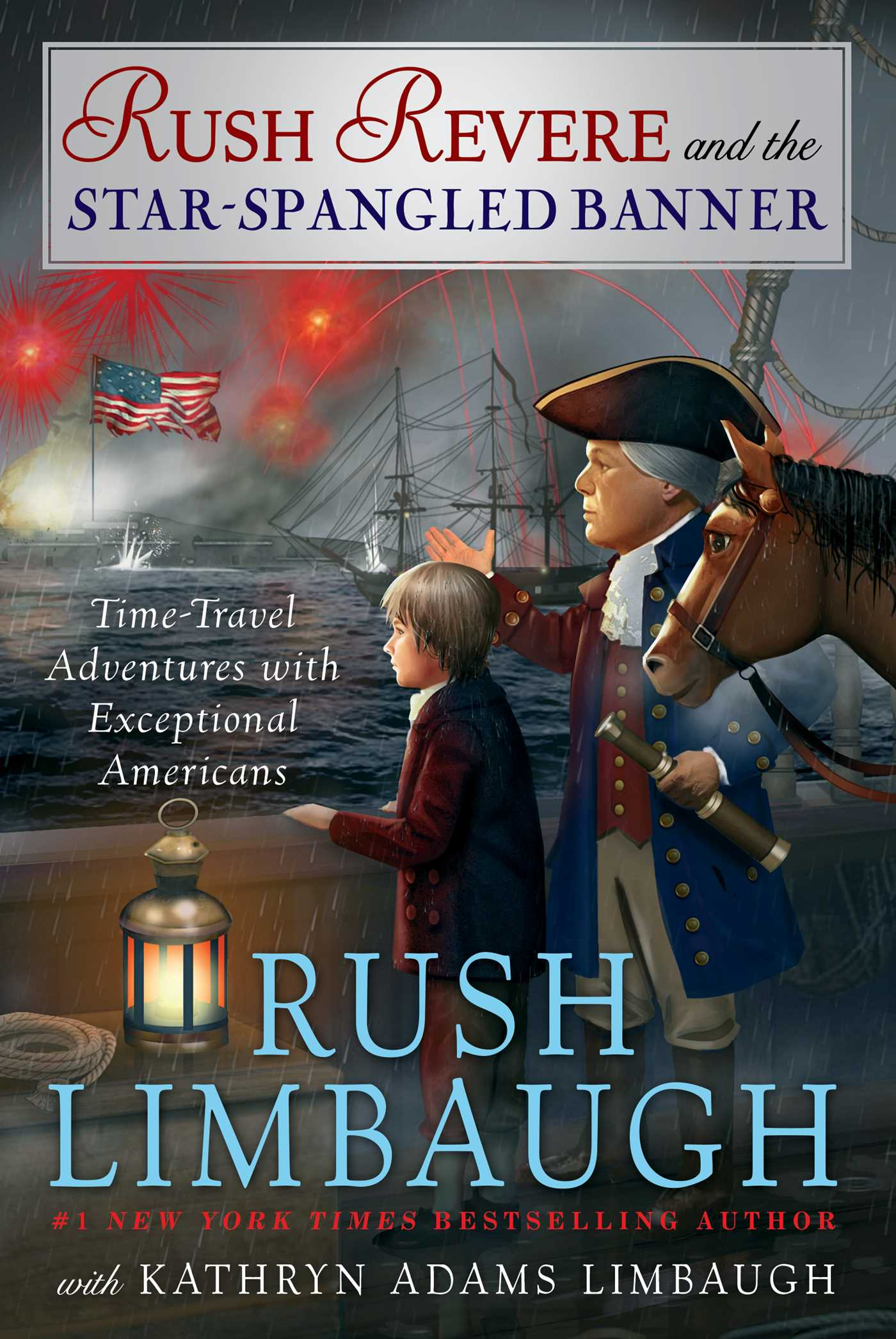Rush revere and the star spangled banner 9781476789927 hr