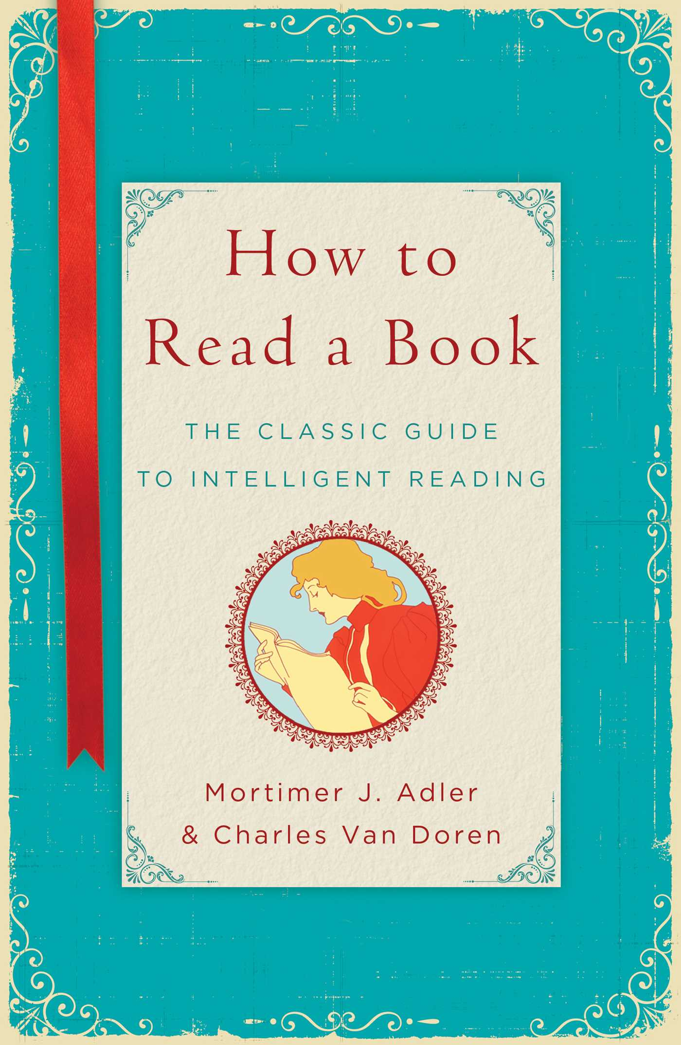How to read a book 9781476790152 hr