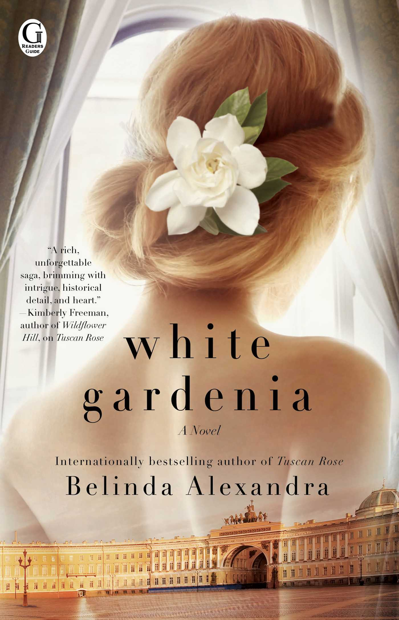 White Gardenia Book By Belinda Alexandra Official Publisher Page