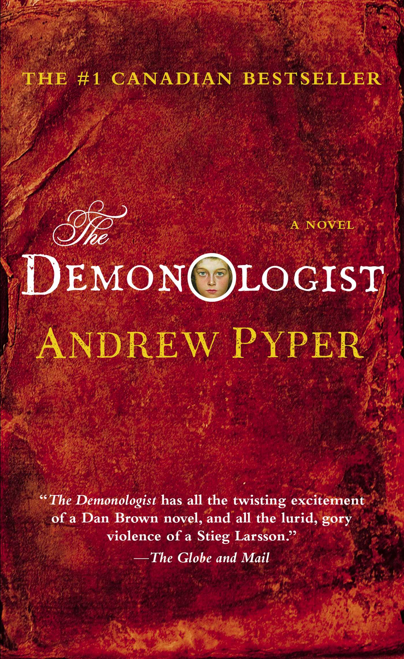 The demonologist 9781476790367 hr