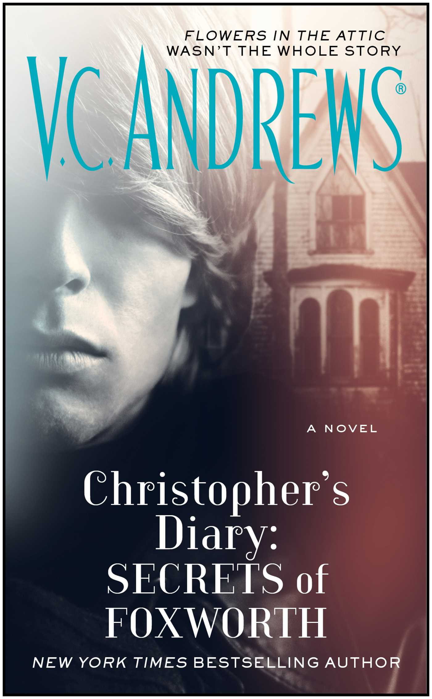 Book Cover Image (jpg): Christopher's Diary: Secrets of Foxworth