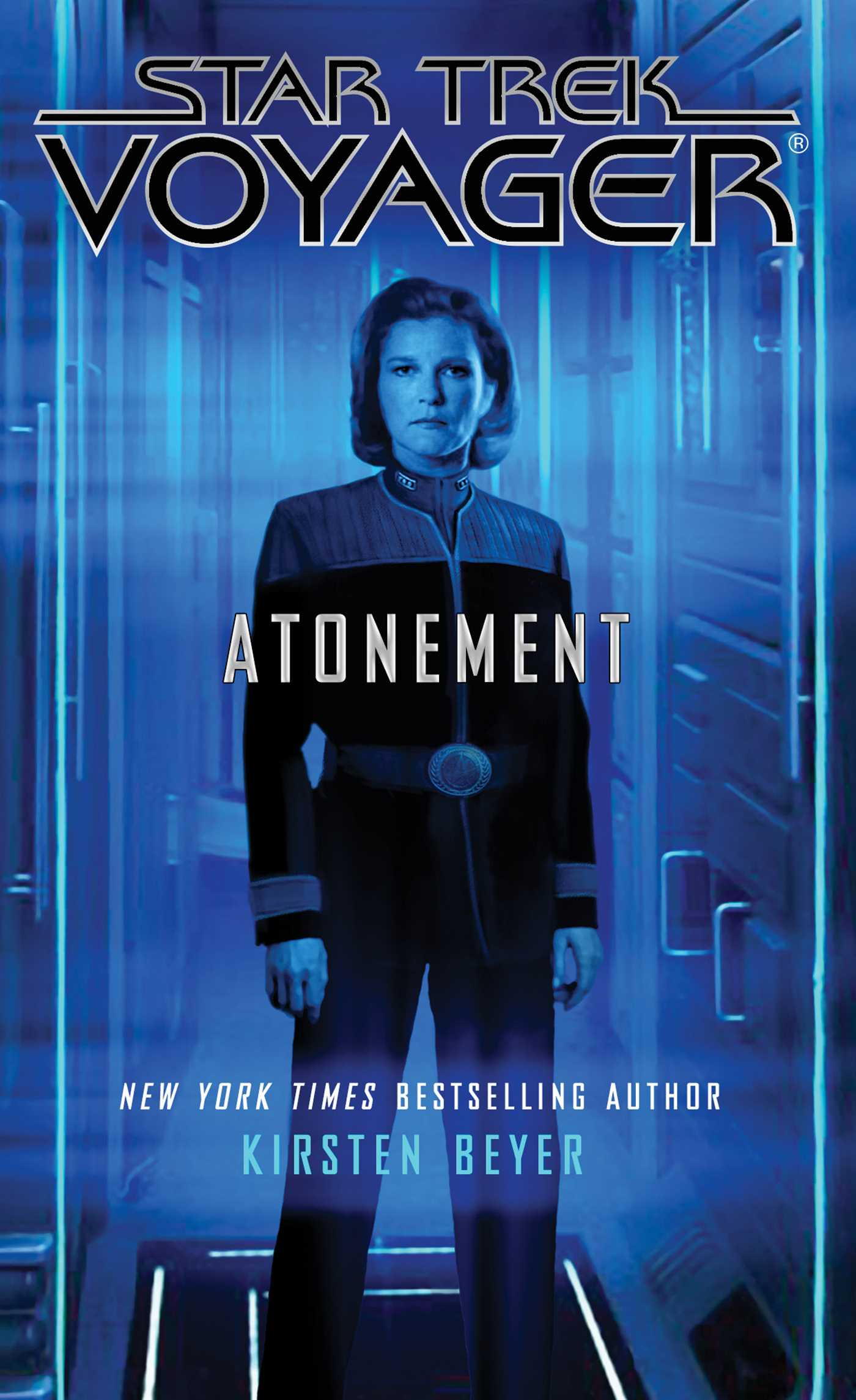 Star trek voyager atonement 9781476790831 hr
