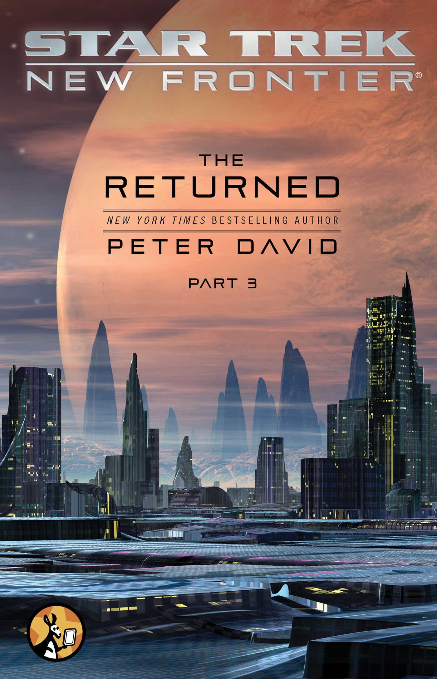 The returned part iii 9781476790954 hr