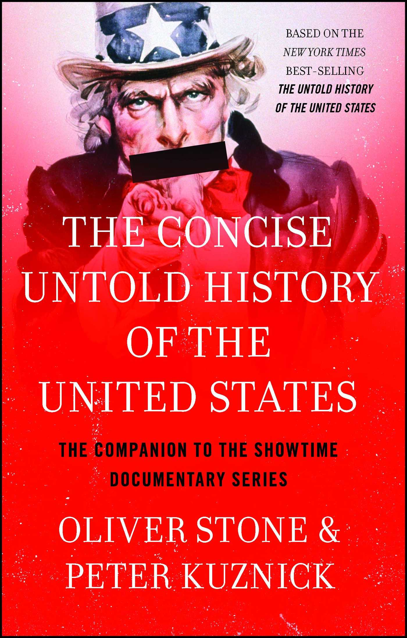 The concise untold history of the united states 9781476791661 hr