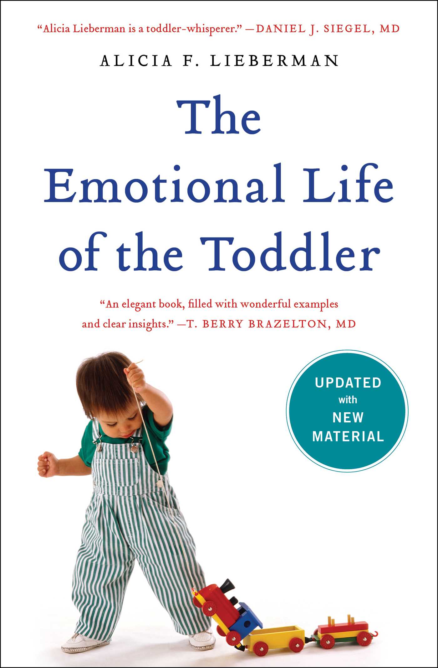 The emotional life of the toddler 9781476792033 hr