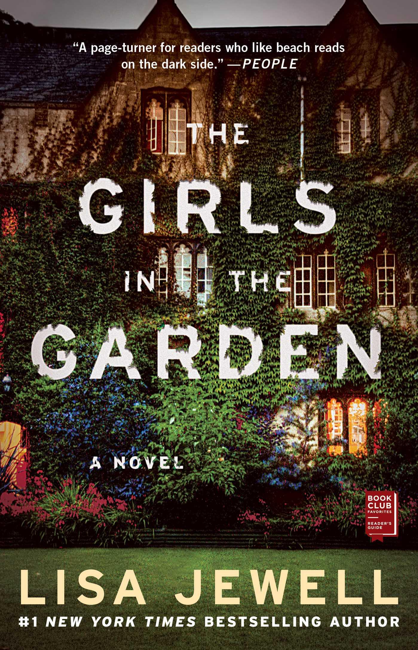 The girls in the garden 9781476792224 hr