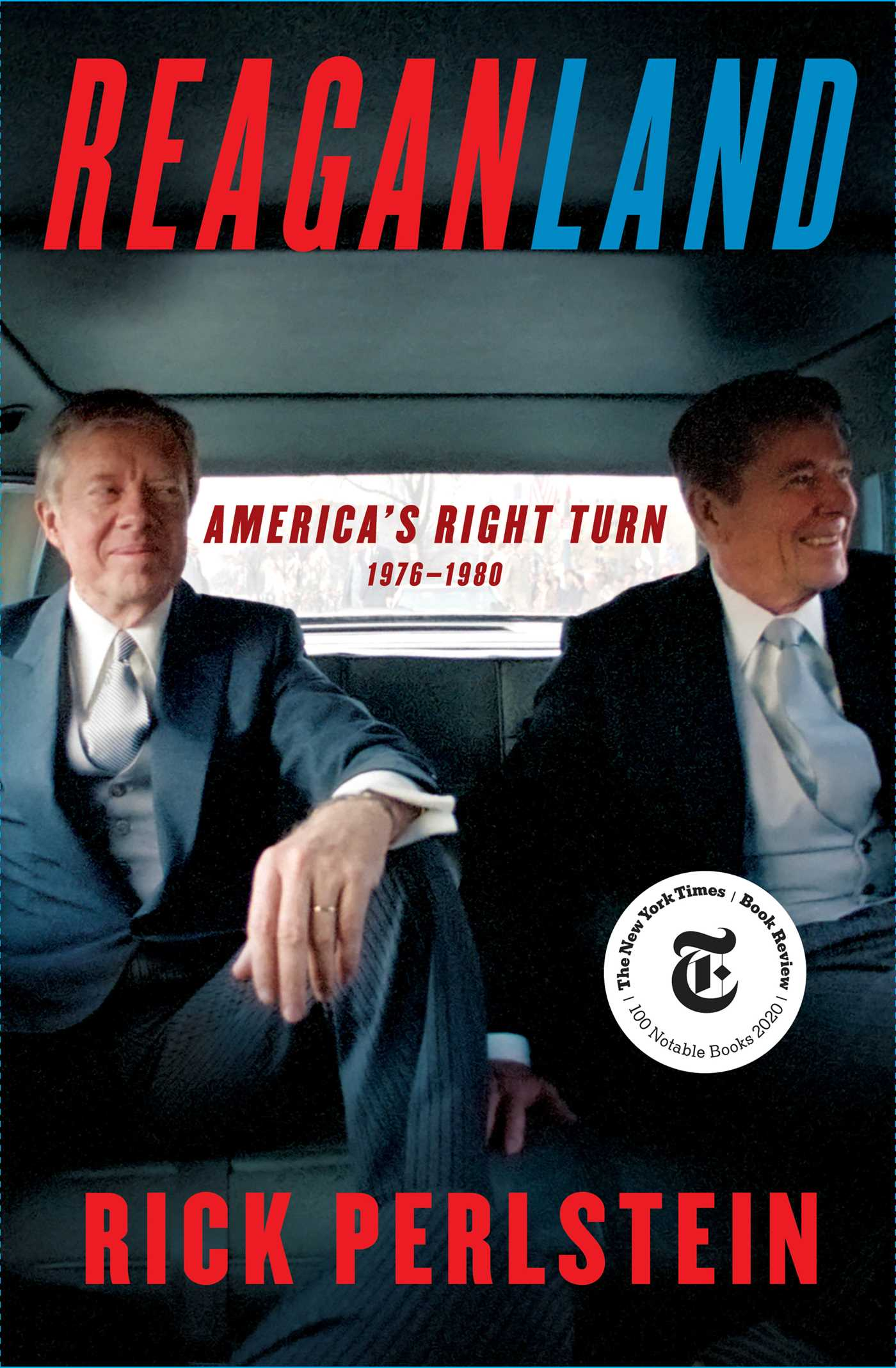 Reaganland   Book by Rick Perlstein   Official Publisher Page   Simon &  Schuster