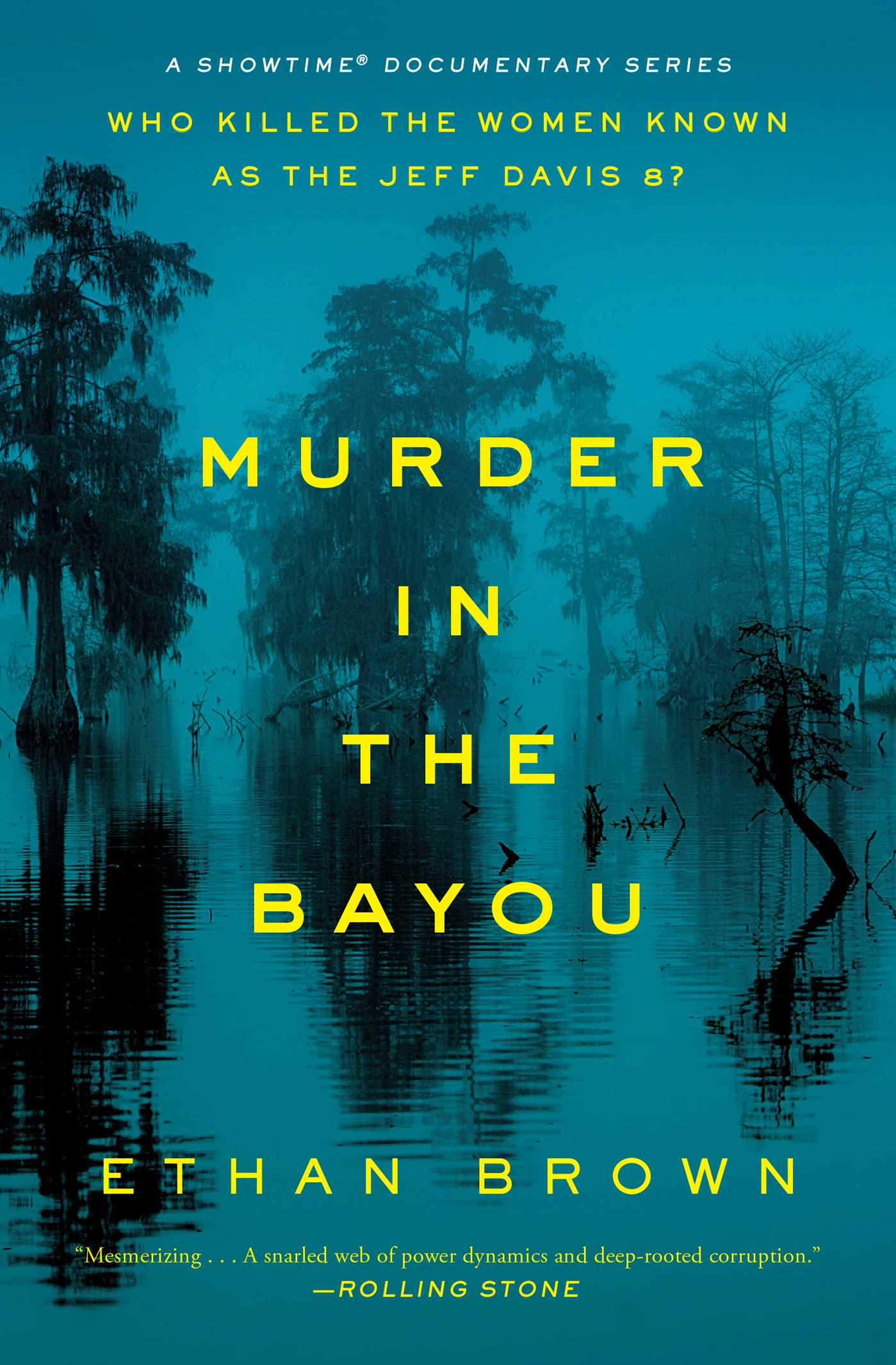 Murder in the bayou 9781476793269 hr