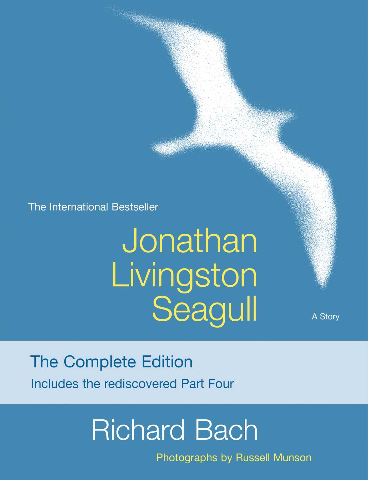 Jonathan livingston seagull 9781476793313 hr