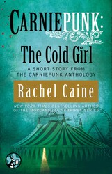 Carniepunk: The Cold Girl book cover