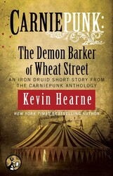 Carniepunk: The Demon Barker of Wheat Street book cover