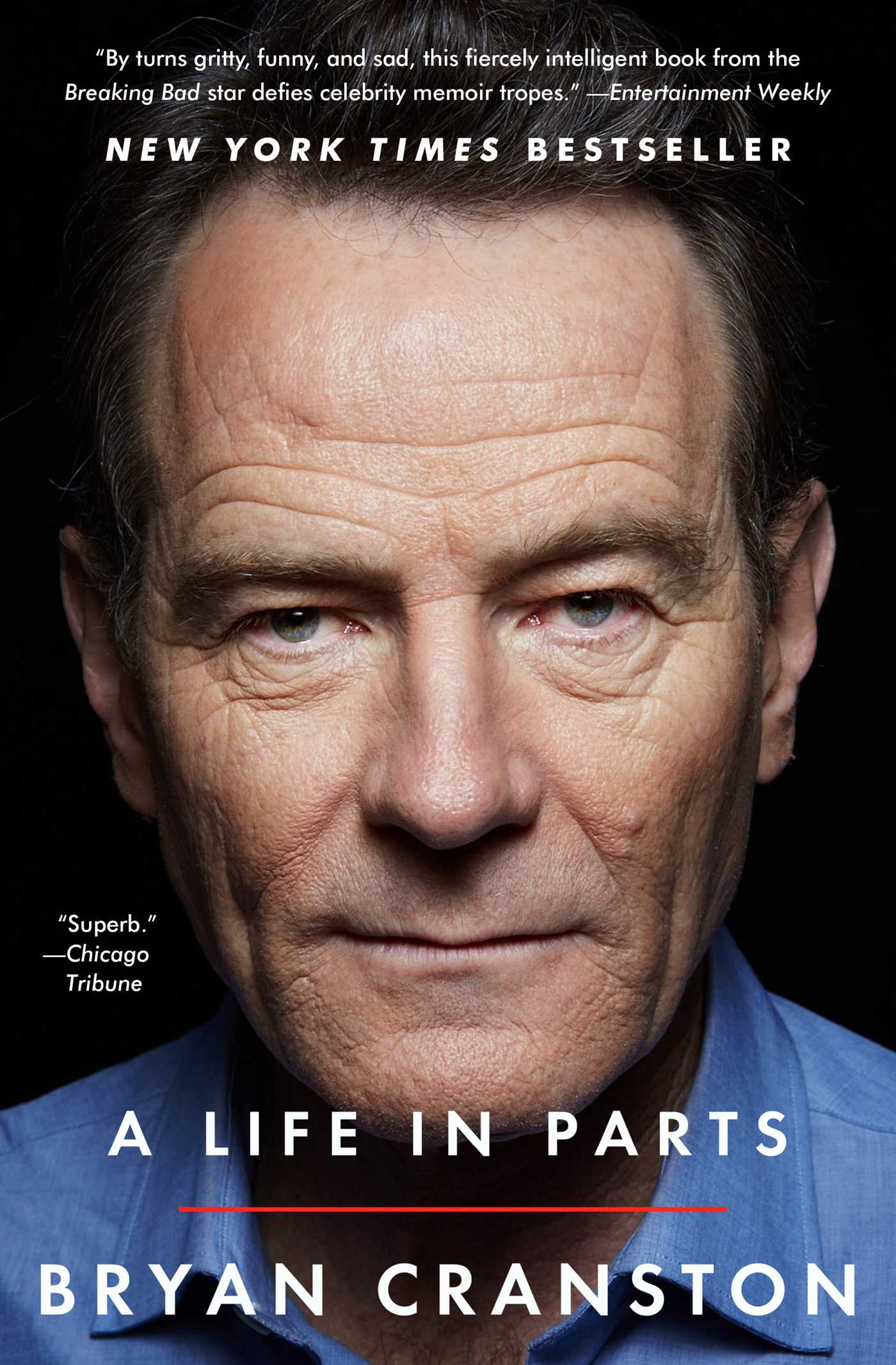 A life in parts 9781476793870 hr