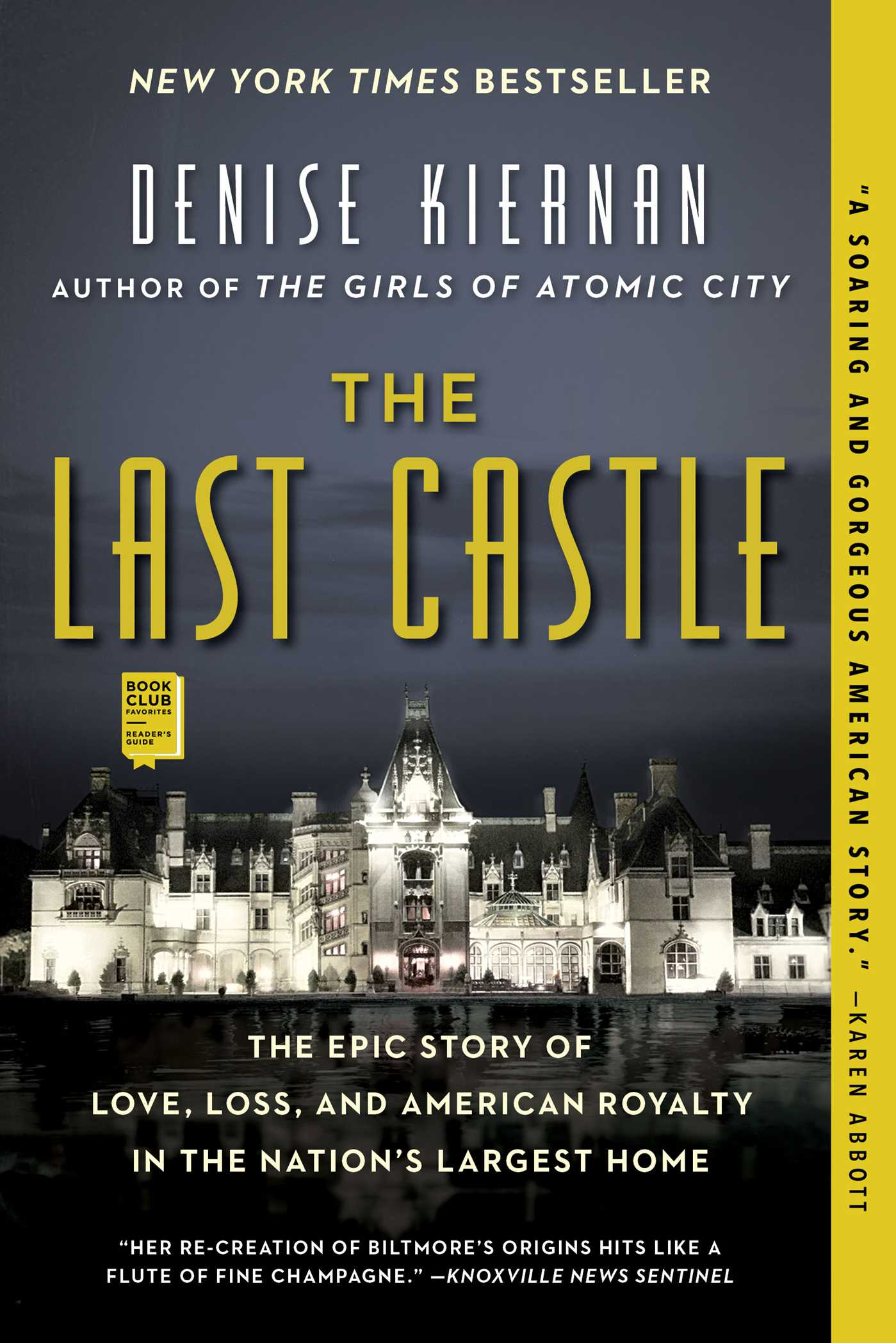 The last castle 9781476794051 hr