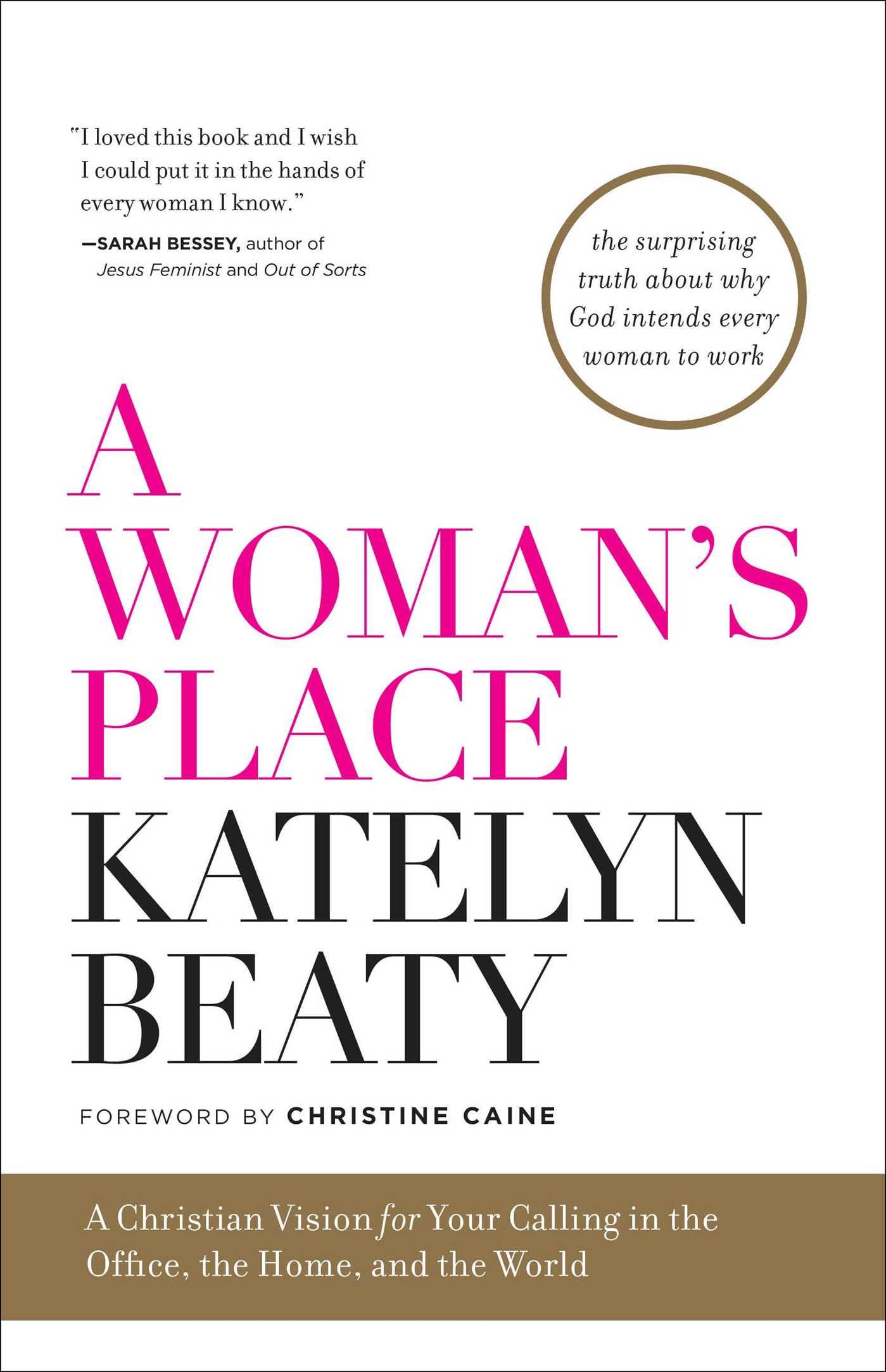 A womans place 9781476794099 hr