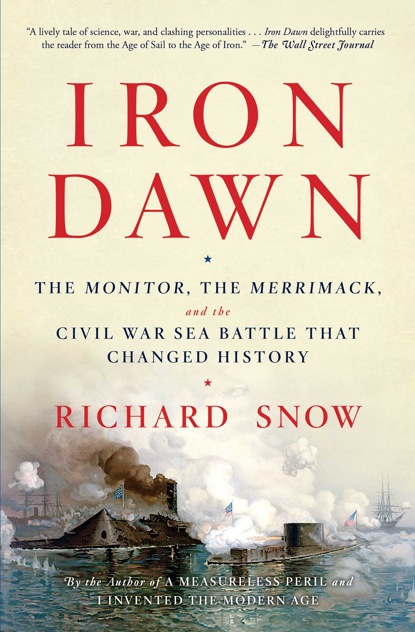 Iron dawn 9781476794198 hr